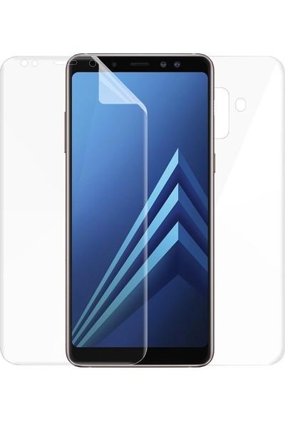 Gpack Samsung Galaxy A8 Plus 2018 Full Body Ön Arka Ekran Koruyucu