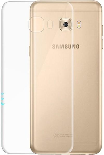 Gpack Samsung Galaxy C5 Pro Full Body Ön Arka Ekran Koruyucu