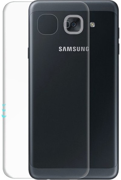 Gpack Samsung Galaxy J7 Max Full Body Ön Arka Ekran Koruyucu