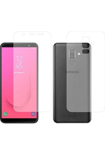 Gpack Samsung Galaxy J8 Full Body Ön Arka Ekran Koruyucu