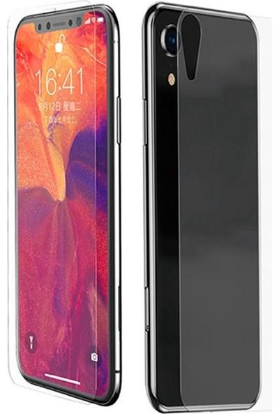 Gpack Apple iPhone XR Full Body Ön Arka Ekran Koruyucu