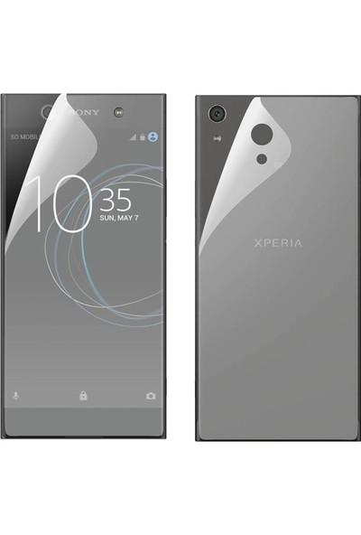 Gpack Sony Xperia Xa Ultra Full Body Ön Arka Ekran Koruyucu