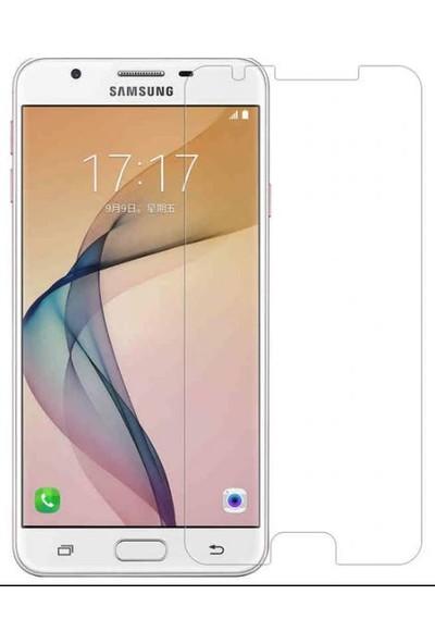 Engo Samsung Galaxy J7 Prime Ekran Koruyucu Nano Cam İnce Esnek 9H Temperli Campet Ekran Koruyucu