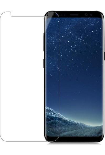 Engo Samsung Galaxy J8 (2018) Ekran Koruyucu Nano Cam İnce Esnek 9H Temperli Campet Ekran Koruyucu