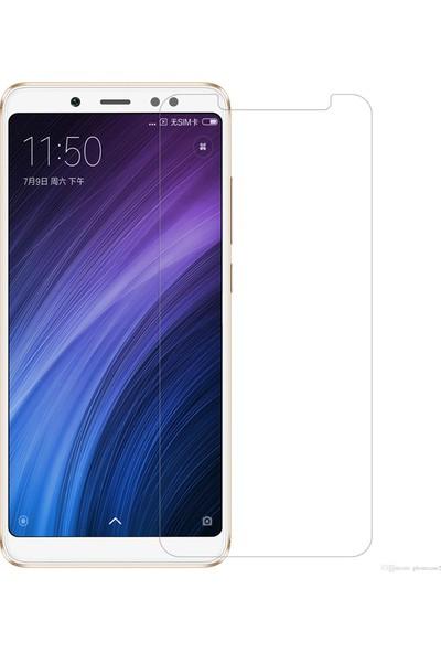 Engo Xiaomi Redmi Note 5 Nano Cam Ultra İnce Esnek 9H Temperli Campet Ekran Koruyucu