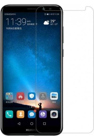 Engo Huawei Mate 10 Pro Ekran Koruyucu Nano Cam İnce Esnek 9H Temperli Campet Ekran Koruyucu