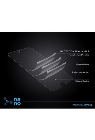 Dafoni Alcatel 5 Nano Glass Premium Cam Ekran Koruyucu