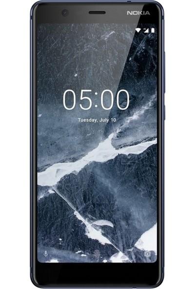 Dafoni Nokia 5.1 Slim Triple Shield Ekran Koruyucu