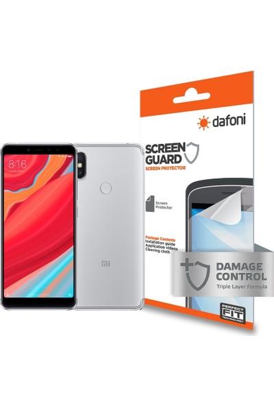 Dafoni Xiaomi Redmi S2 Ön + Arka Darbe Emici Full Ekran Koruyucu Film