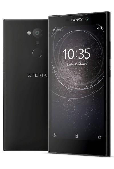 Dafoni Sony Xperia L2 Ön + Arka Darbe Emici Full Ekran Koruyucu Film