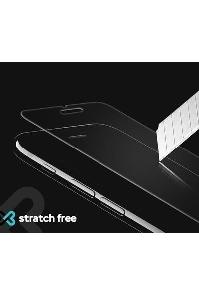 Eiroo iPhone XS Max Tempered Glass Cam Ekran Koruyucu