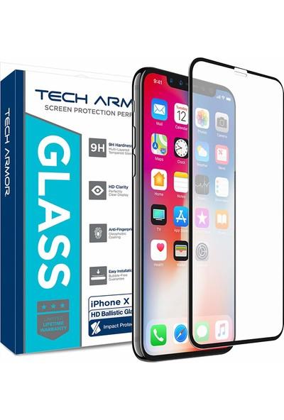Tech Armor Apple iPhone X Cam Ekran Koruyucu