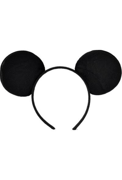 PartiniSeç 1 Adet Mickey Mouse Kulak Taç, Doğum Günü Parti Konsepti Tacı