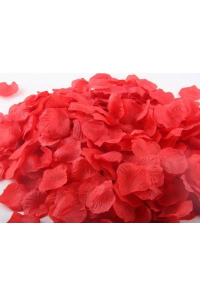 PartiniSeç 500 Adet Kırmızı Gül yaprakları Evlilik Teklifi Gül Yaprağı