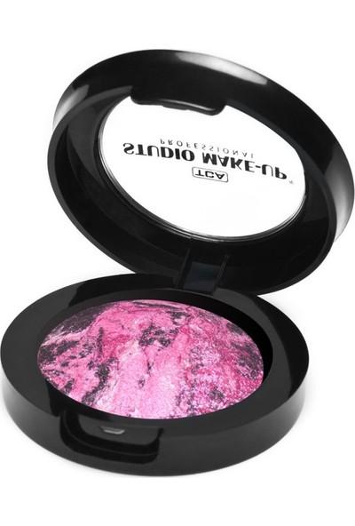 Tca Studio Make-Up Far Eyeshadow Moon Shine 24X Sedefli Mor