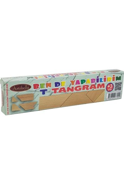 Artebella Iq Ve Gelişim Ürünleri T-Tangram