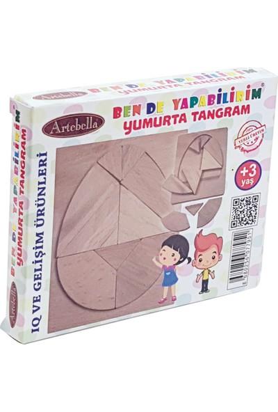 Artebella Iq Ve Gelişim Ürünleri Yumurta Tangram