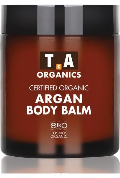 Tca Organics Argan Body Balm Vucut Nemlendiricisi 100 ml