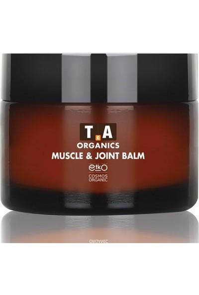 Tca Organics Muscle & Joint Balm Eklem Gerginliğini Gidermede Yardımcı 50 ml