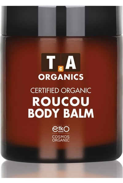 Tca Organics Roucou Body Balm Vucut Nemlendiricisi 100 ml