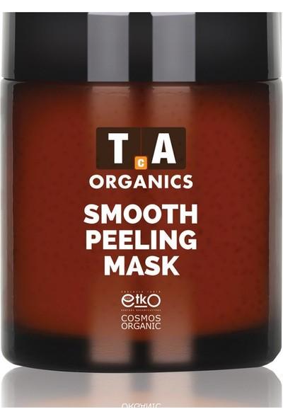 Tca Organics Smooth Face Peeling Mask Temizleme Maskesi 100 ml