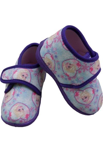 Little Poti Elsa Baskılı Kreş Ayakkabı