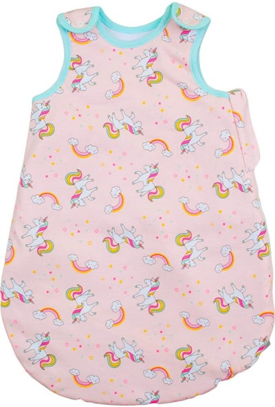 Fuar Baby Unicorn Desenli Uyku Torbası