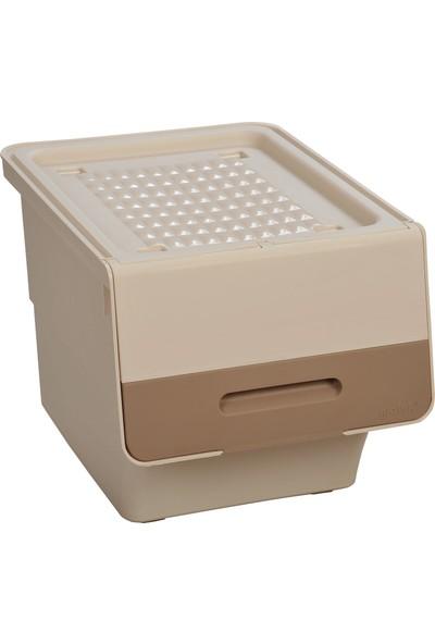 Motek Free Box Çok Amaçlı Düzenleyici Saklama Ünitesi 33 lt