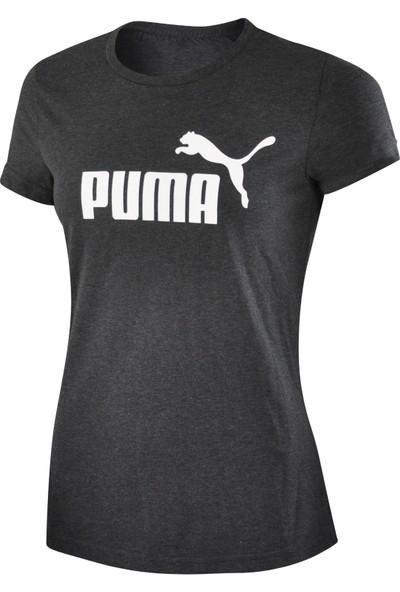 Puma Essentials Tee Fw18 Kadın Tişört