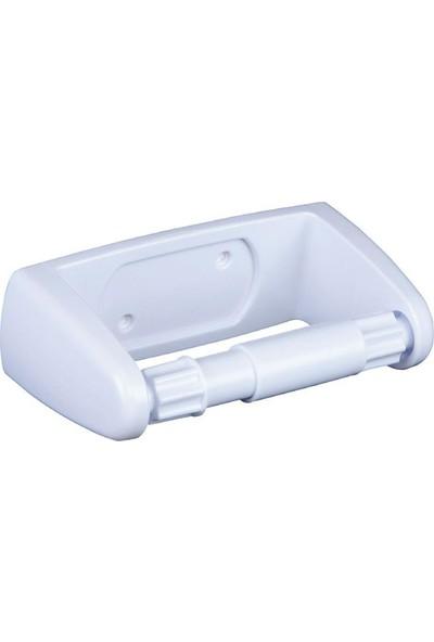 Zambak Makaralı Tuvalet Kağıtlığı
