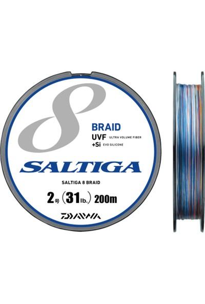 Daiwa Saltiga 8 Braid UVF 300m İp Misina