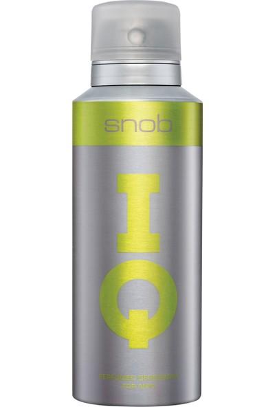 Snob Iq Deodorant 150 ml
