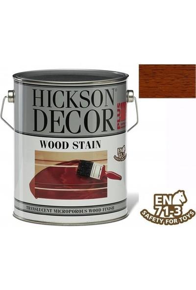 Hemel Hickson Decor Wood Stain 5 Lt Teak