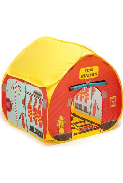 Pop It Up İtfaiye Oyun Çadırı - 40 Saniyede Katlanır / Kurulur