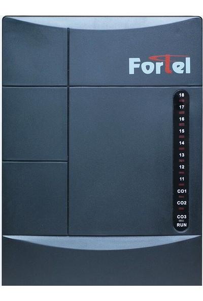Fortel Z206 2 Harici 6 Dahili 20 Saniye Robot Özellikli Santral