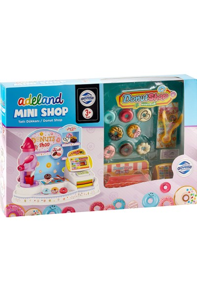 Adeland Minishop Tatlı Dükkanı