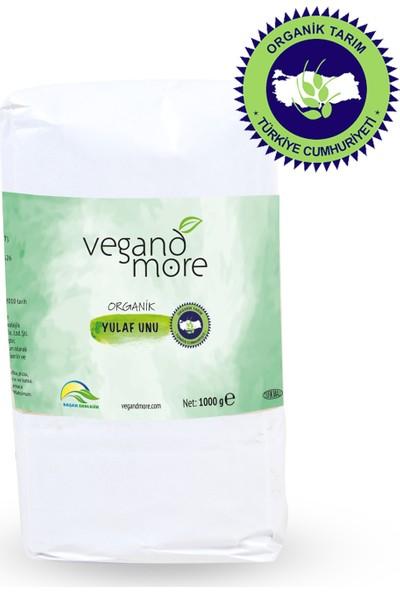 Vegandmore Organik Yulaf Unu 1 kg