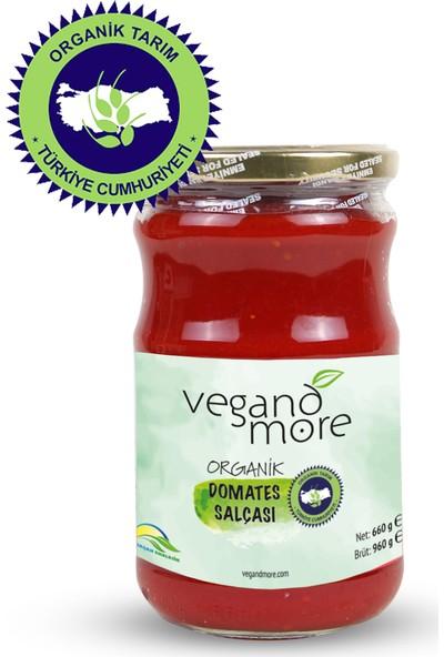 Vegandmore Organik Domates Salçası 660 gr