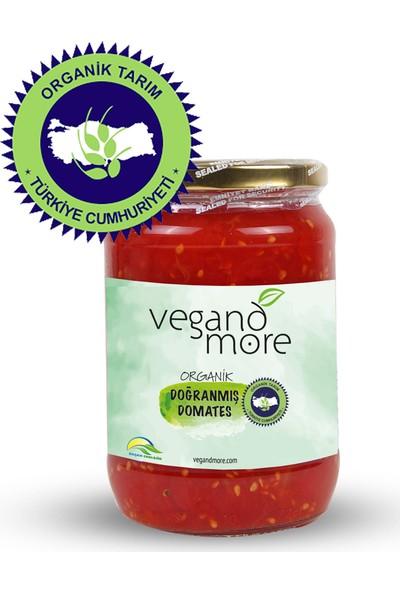 Vegandmore Organik Doğranmış Domates 345 gr