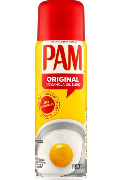 PAM Kanola Yağlı Pişirme Spreyi 141 gr