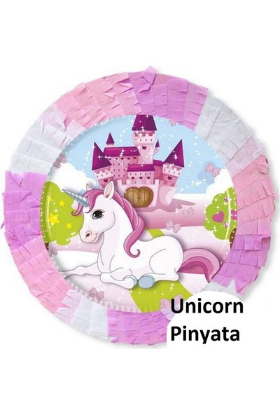 Partini Seç Unicorn Pinyata
