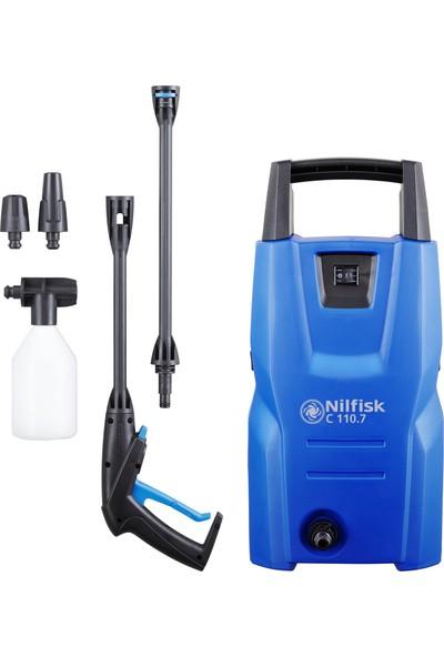 Nilfisk C 110.7-5 EU-110 Bar Basınçlı Yıkama Makinesi