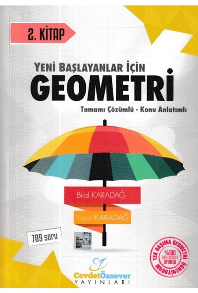 Cevdet Özsever Geometri 2 (Yeni Başlayanlar)