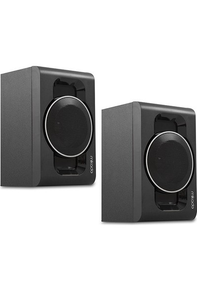 Mikado Md-854Bt 2+1 30W+15Wx2 Siyah Usb+Sd+Fm+Bluetooth Destekli Speaker