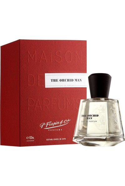 Frapin The Orchid Man Edp 100 ml Unisex Parfüm
