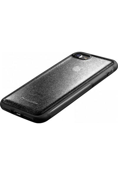 Cellularline iPhone 7/8 Selfie Cama Yapışan Kılıf - Siyah