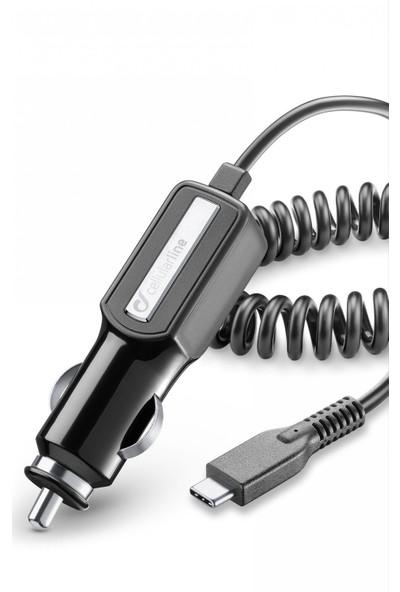 Cellularline Type-C Araç Şarjı