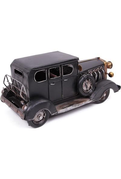 Evim Tatlı Evim Klasik Metal Araba 28 cm