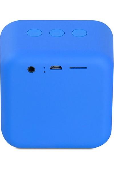 Mikado Freely Mavi Bt 4.1V 3W 80Db Bluetooth Speaker
