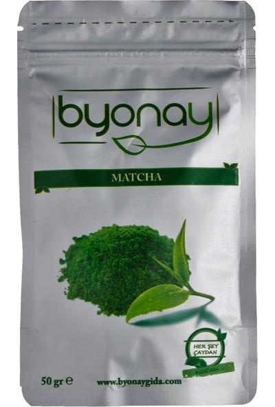 Byonay Matcha (Yeşil Çay Tozu) Çayı 50 gr